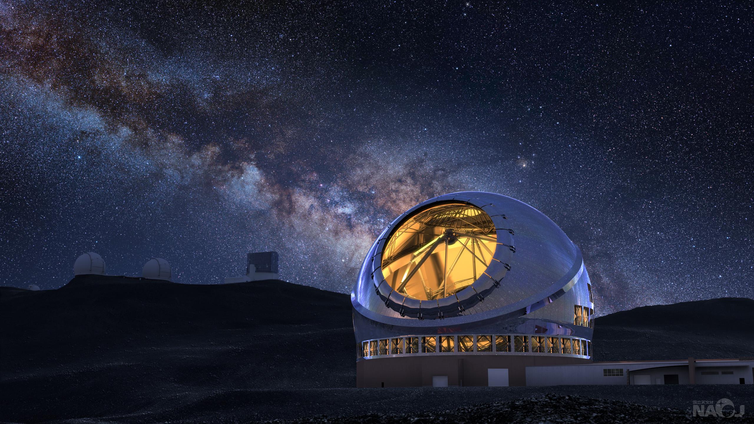 ギャラリー 国立天文台tmtプロジェクト