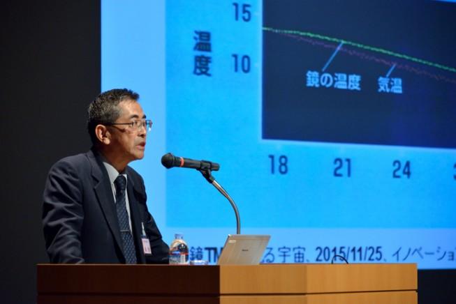 全国イノベーションコーディネーターフォーラム 2015(岡山コンベンションセンター)にて