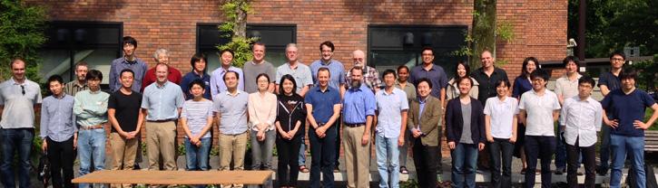 2016年5月に京都で行われたMICHIのサイエンス検討会には、TMTパートナー各国の研究者が参加しました。日本の研究者と共にMICHI計画を主導するパッカム准教授は、「サイエンスは、競技スポーツ。強いチームを作ることが不可欠です」と話しています。
